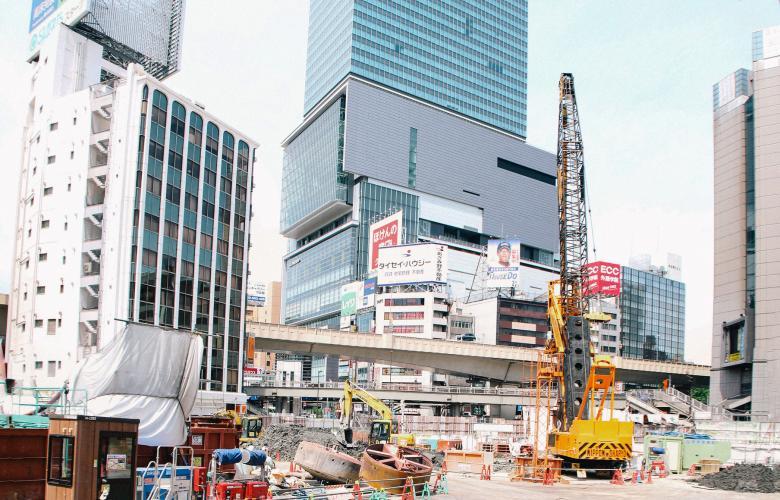 Shibuya's decade-long facelift: Redevelopment timeline