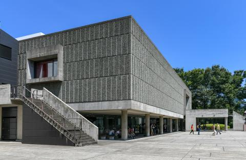 National Museum of Western Art Building Tokyo